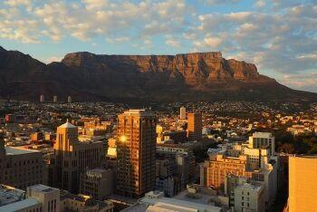Sundown, Cape Town City Bowl, Cape Town, Western Cape